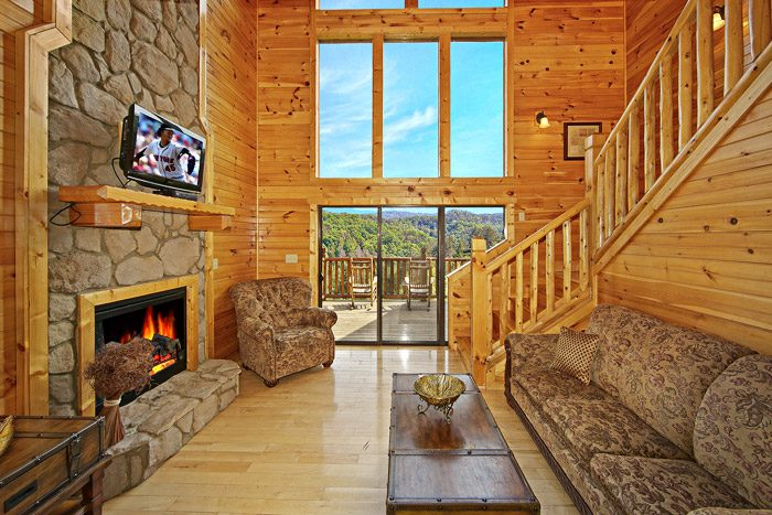 Cabin with Dorm Windows - 1 In A Million
