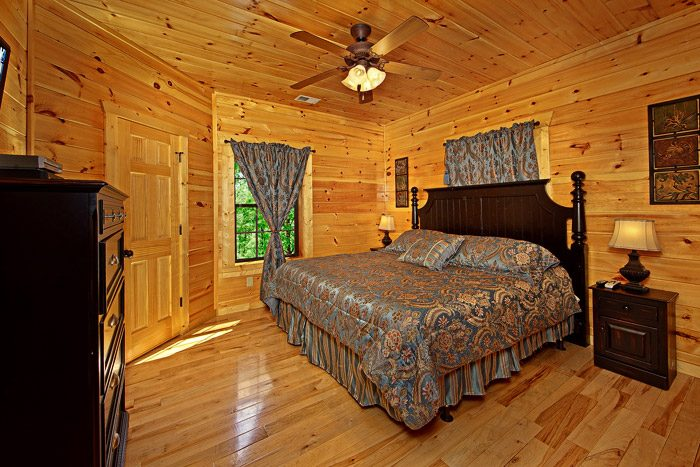 Cabin with Master Suite - 2 Good to be True