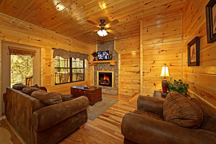 Cabin with Fully furnished Living Area - 2 Good to be True