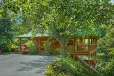 Secluded 2 Bedroom Cabin with Flat Parking Area