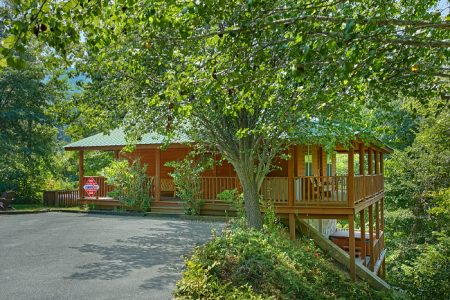 Knotty Desire: 2 Bedroom Sevierville Cabin Rental