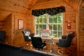 Private Cabin with Game Room and Home Theater