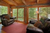 Cabin with Luxurious Furnishings and Recliners