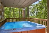 Gatlinburg Cabin with Private Hot Tub & View