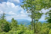 Private Gatlinburg Cabin with Mountain Views