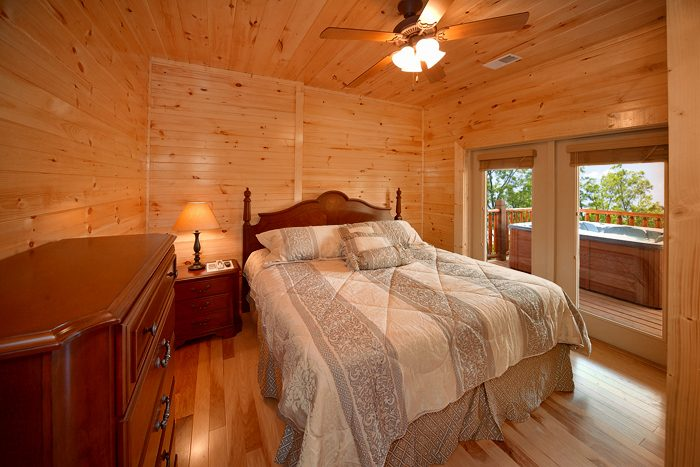 Pigeon Cabin with All King Bedrooms - 4 Your Pleasure