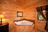 3 Bedroom Pigeon Forge Cabin with Indoor Jacuzzi