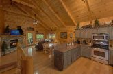 Gatlinburg Cabin with Premium King Bedrooms