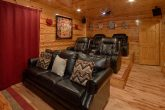 Cabin with Hot Tub and Theater room