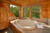 Heart Shape Jacuzzi Tub with Views