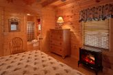 Cabin with Master Bedroom, Fireplace and Bath