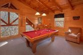 4 Bedroom Cabin with Pool Table and Game Loft