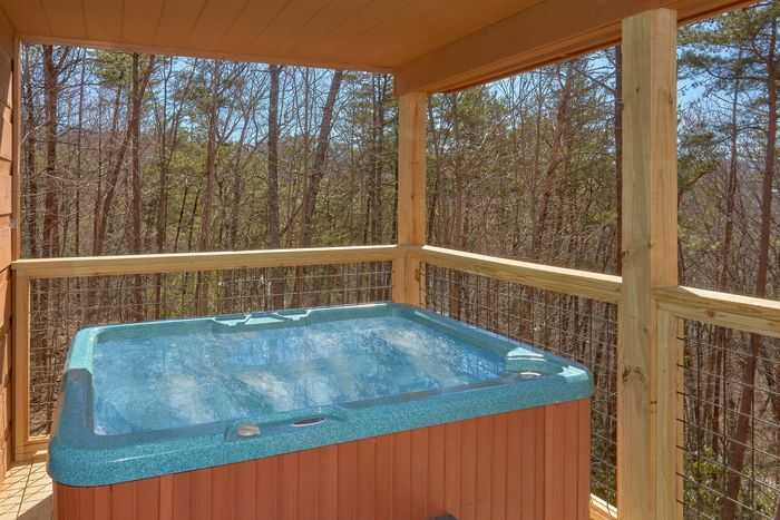 Hot Tub with Views - A Beary Special Place