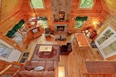 Open Floor Plan in Cabin