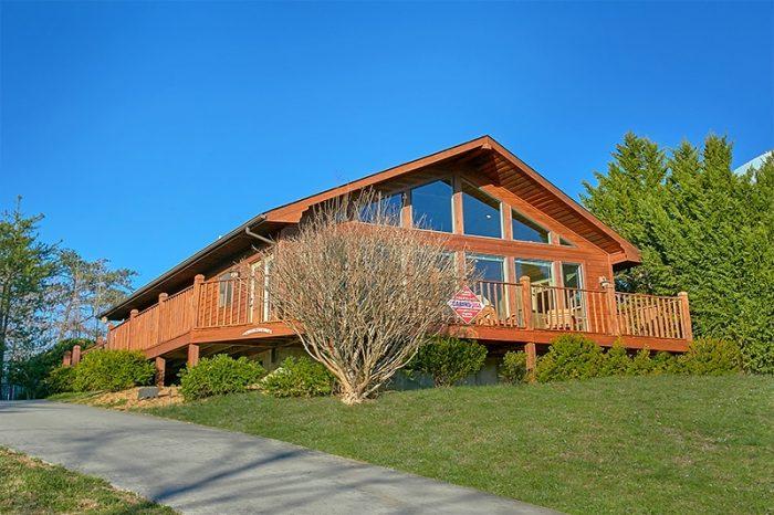 A dream come true vacation rental cabins usa for Dream home rentals
