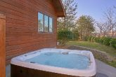 Luxury Cabin with Private Hot Tub and View