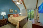 Premuim 4 bedroom cabin with King Master Suite
