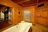 Jacuzzi Tub in Cabin