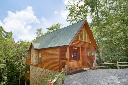 Diamond in the Rough: 2 Bedroom Sevierville Cabin Rental