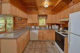 Full kitchen in Wears Valley 1 Bedroom Cabin