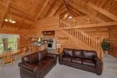 1 Bedroom Cabin with Loft Game Room