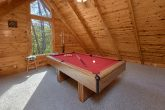 1 Bedroom Cabin with Pool Table and Futon