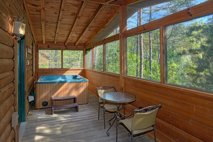 Quot A Gift From Heaven Quot 1 Bedroom Wears Valley Cabin Cabins Usa