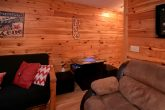 3 Bedroom Cabin with Game Room & Pool Table