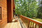 Deck with Wooded View