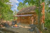 2 Bedroom Cabin with Private Fire Pit