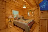 3 Bedroom cabin with a Theater Room