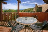 Pigeon Forge Cabin with Furnished Deck
