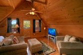 Cabin with master suite and private sitting area