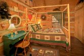 1 Bedroom Cabin with dressing table and jacuzzi