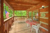 Wears valley cabin with wooded views