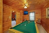 Cabin with Billiard Room