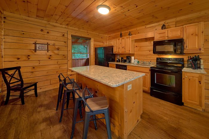 5 Bedroom Cabin Rental Pigeon Forge Tn With Pool Access