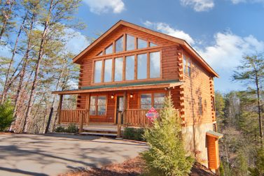 4 bedroom pigeon forge tn cabin rentals