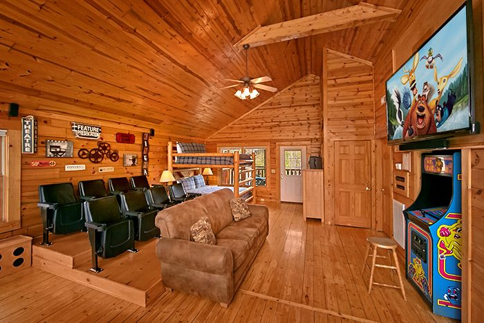 4 Bedroom Premium Theater Room - A Mountain Paradise
