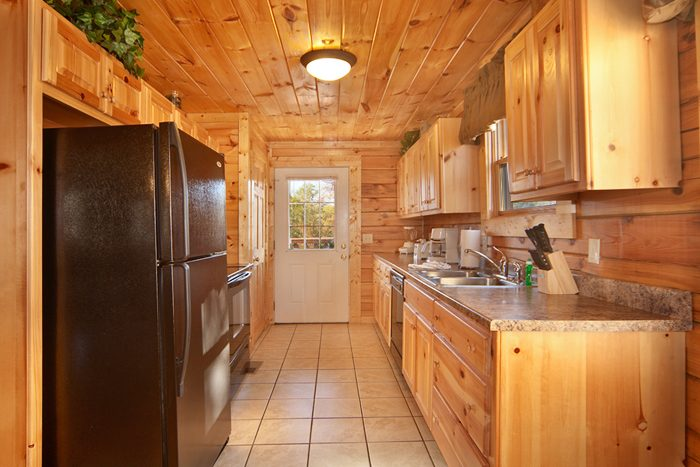 Premium Cabin with a Fully Stocked Kitchen - A Mountain Paradise