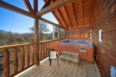 4 Bedroom Cabin In the Great Smoky Mountains