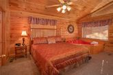 Honey Moon 1 Bedroom Cabin with Master Suite