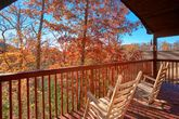 Premium Honey Moon Cabin in the Smokies