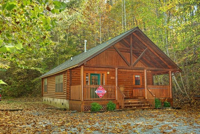 A Peaceful Getaway Cabin Rental Photo