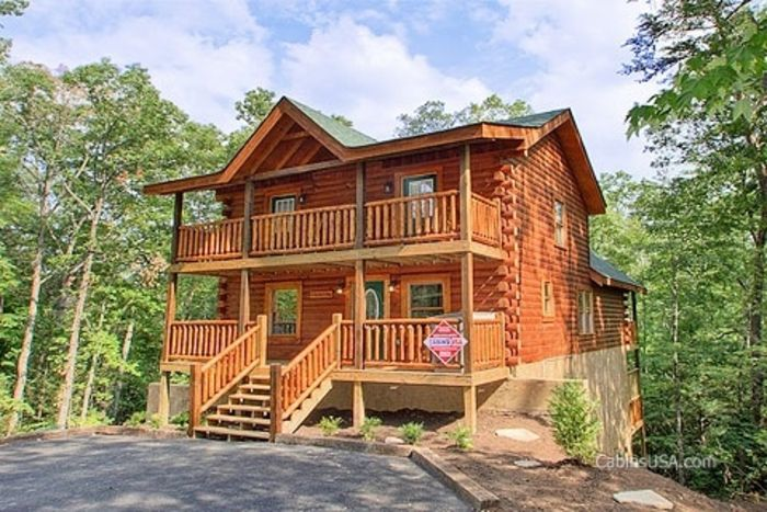 A Perfect Stay Cabin Rental Photo
