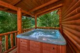 Smoky Mountain Cabin with Private Hot Tub