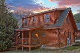 Luxurious Wears Valley 2 Bedroom Cabin