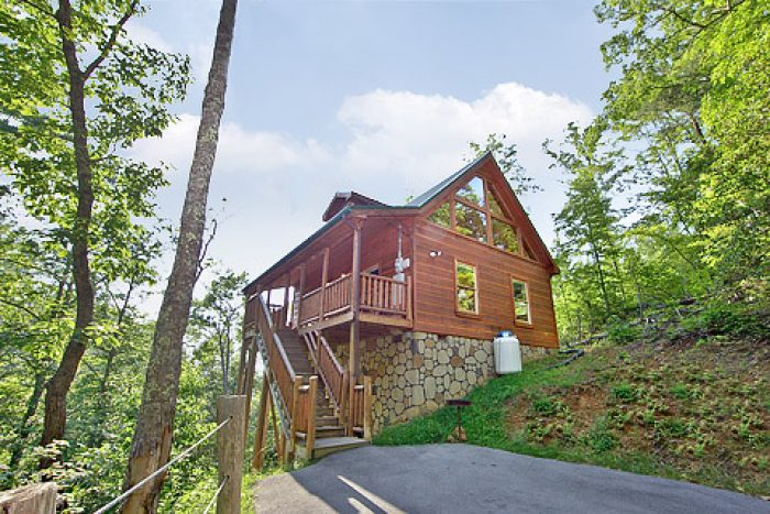 A Romantic Getaway Cabin Rental Photo