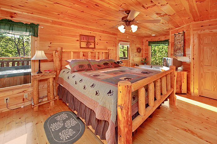 Bedroom - A Romantic Getaway