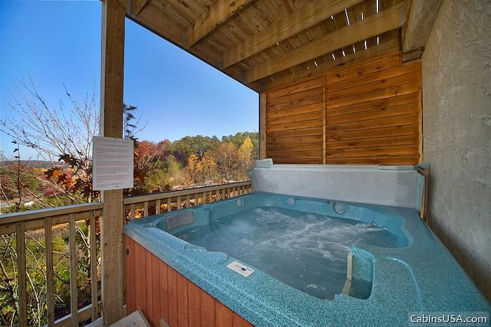 Premium 1 Bedroom Smoky Mountain Cabin - A Romantic Journey